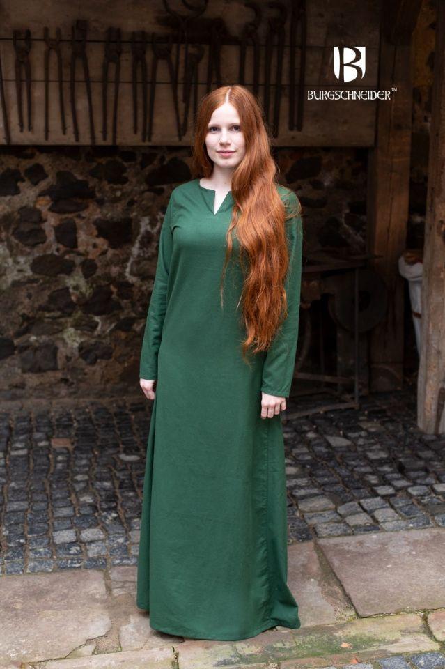 Sommerunterkleid Elisa grün XL