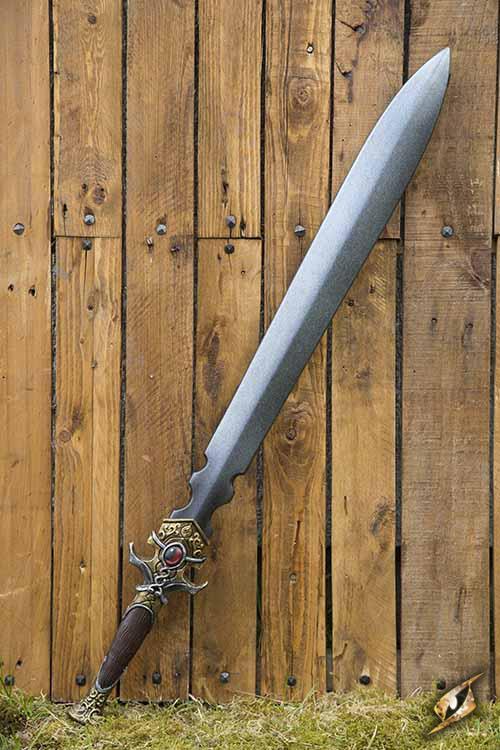 LARP-Schwert Elfenfürst 85 cm