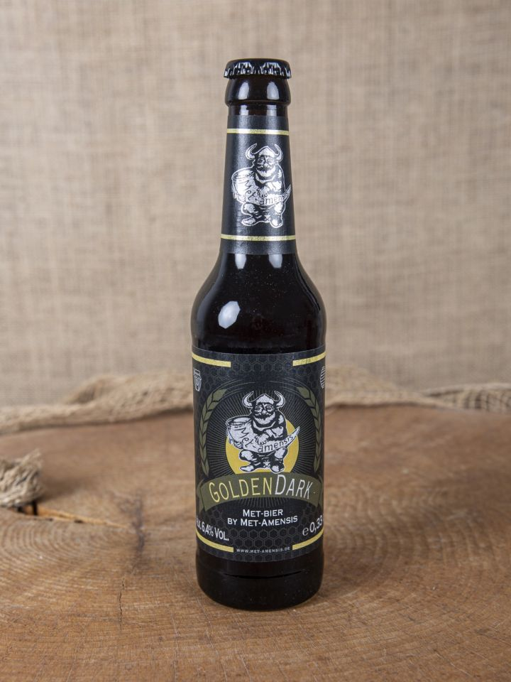 Metbier Golden Dark 12 Flaschen