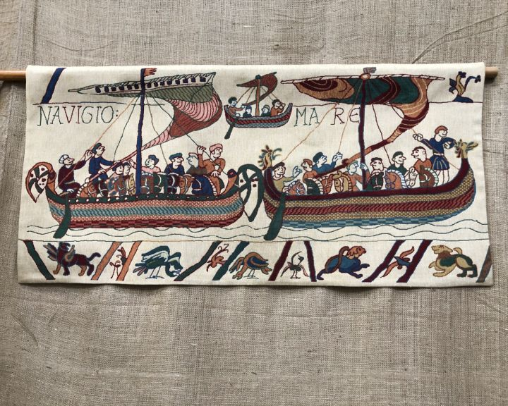 Bayeux II - 117 x 57 cm
