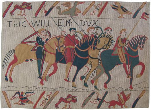 Wandteppich Bayeux
