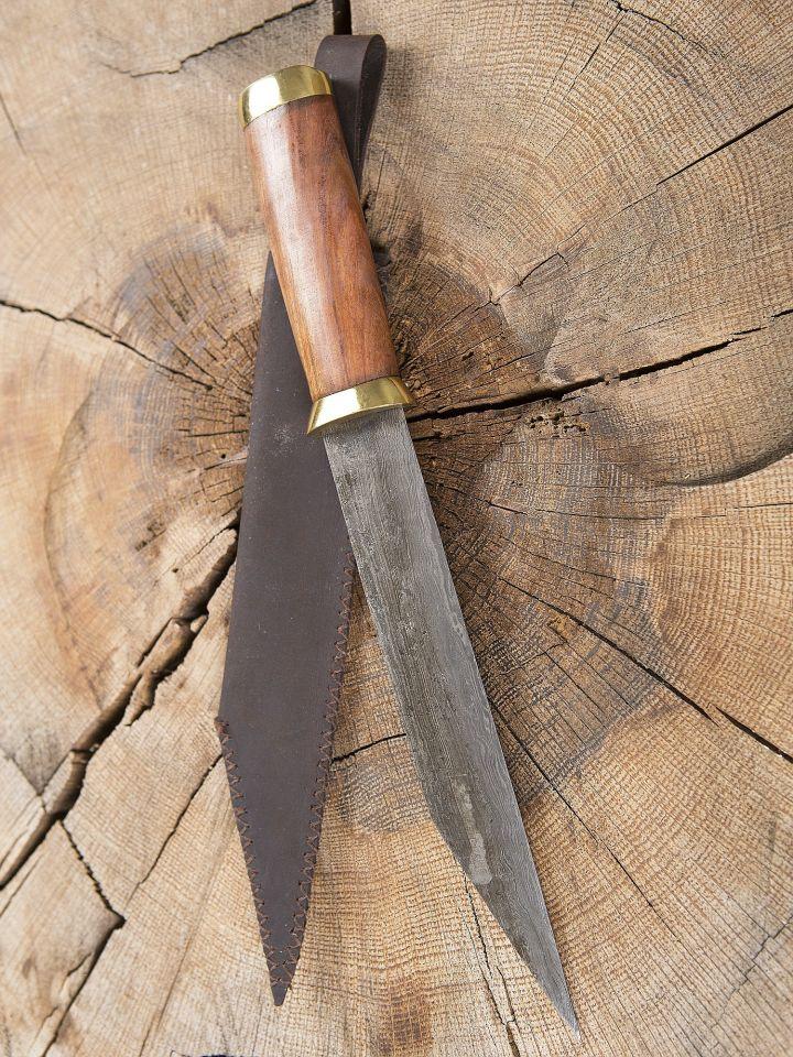 Kurzsax mit Holzgriff