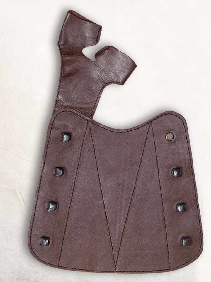 Bogenschützen-Armschutz mit Handschutz