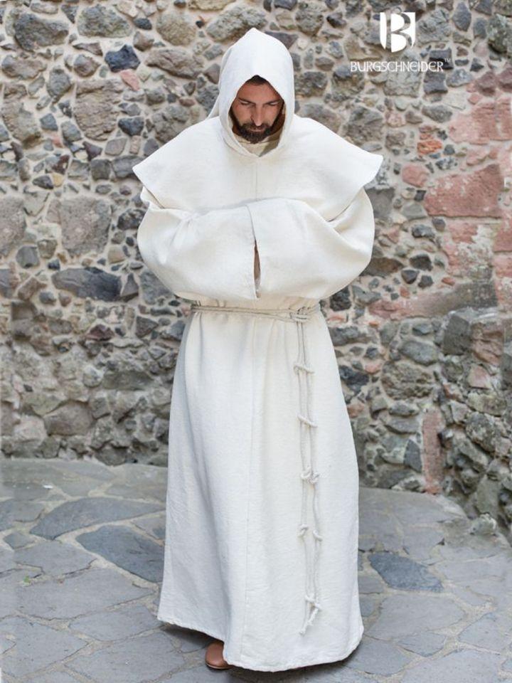 Mönchskutte Benediktus natur