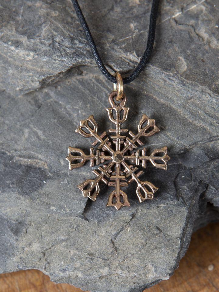 Bronzeanhänger Eagershelm