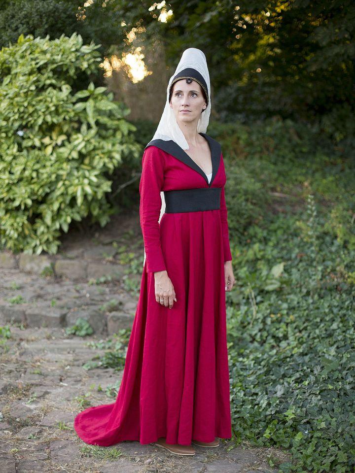 Burgundisches Kleid Margarete von York