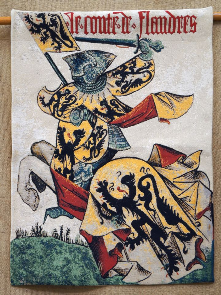 Comte de Flandres 100 x 70 cm