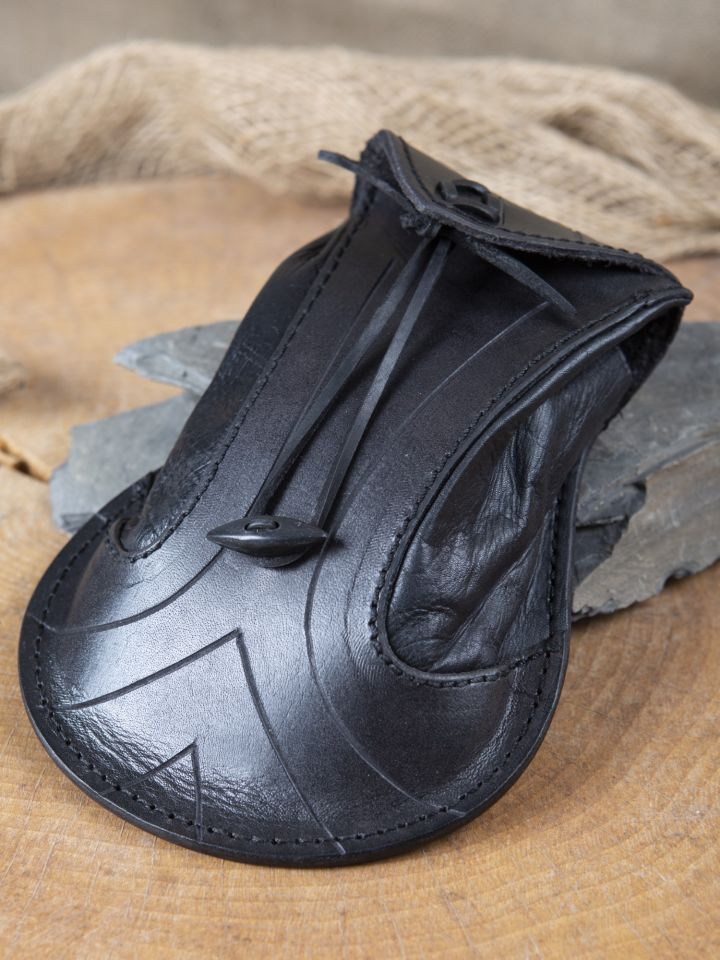 Gürteltasche Elfen schwarz