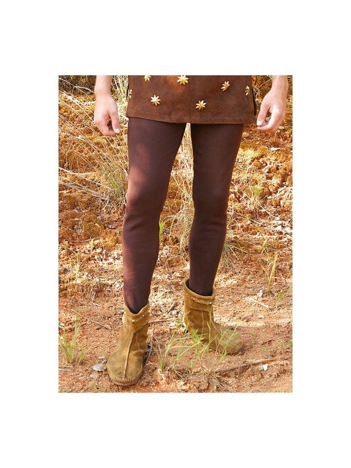 Mittelalterliche Pantalons braun