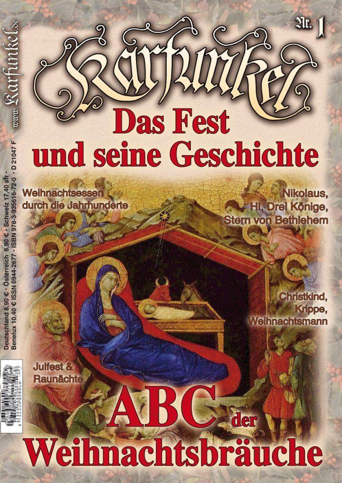 Karfunkel ABC der Weihnachtsbräuche