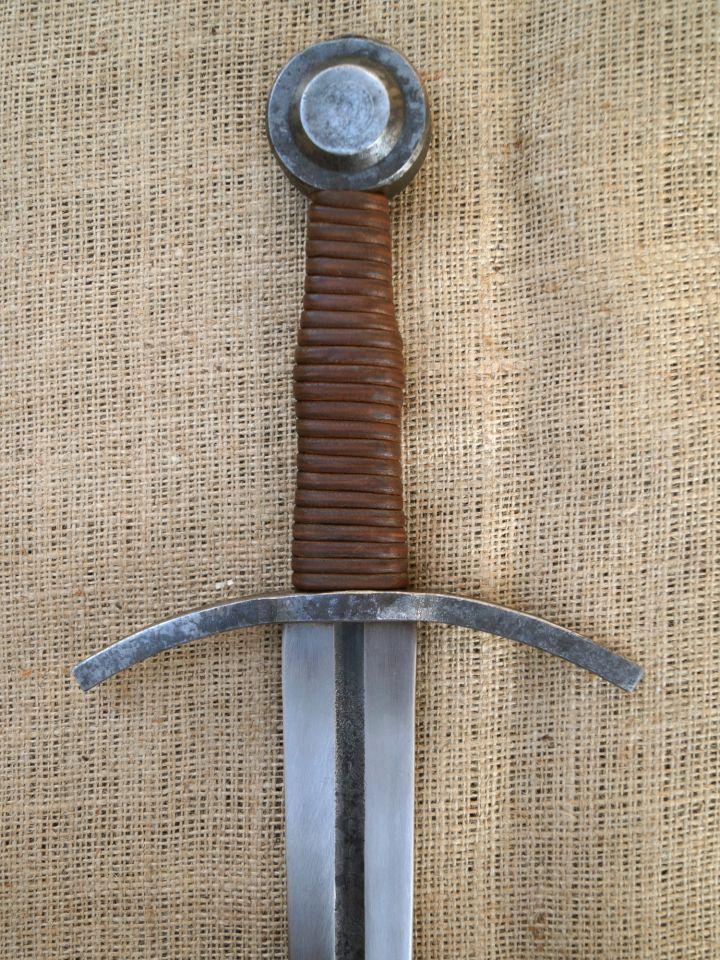Einhandschwert mit Scheibenknauf SK-A