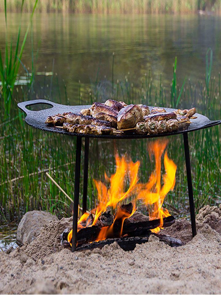 Grill-, und Feuerschale