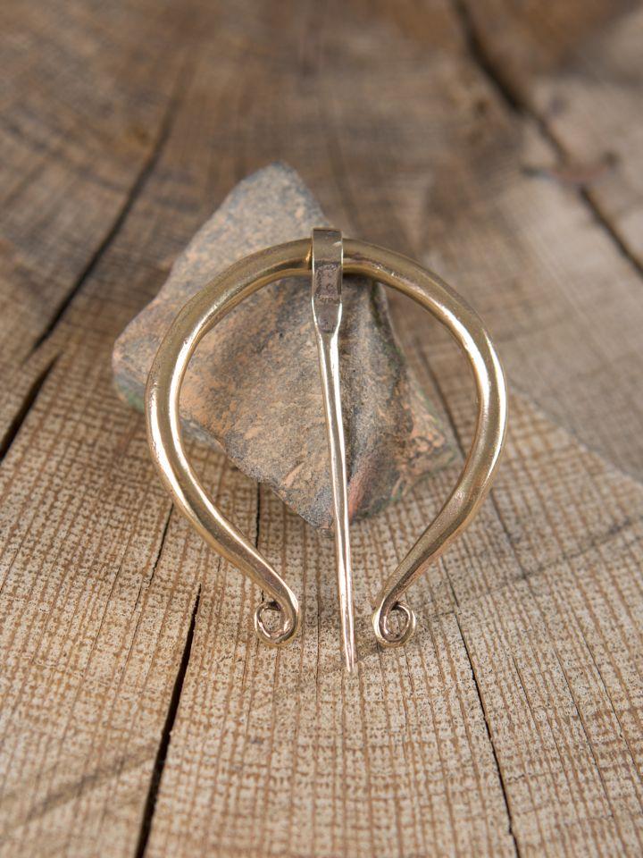 Omegafibel aus Bronze