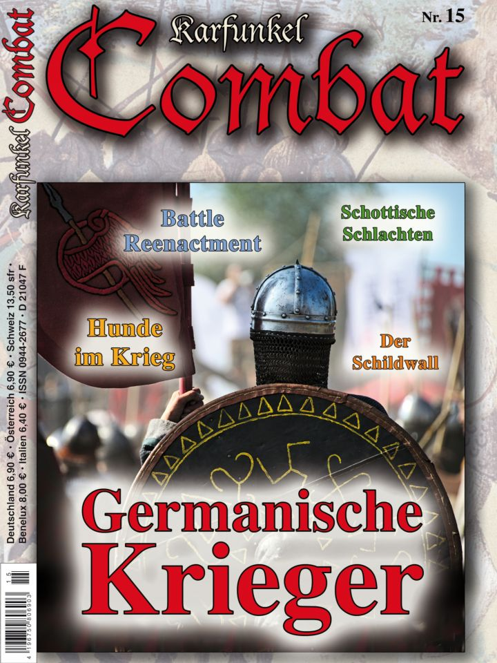 Karfunkel Combat Nr. 15