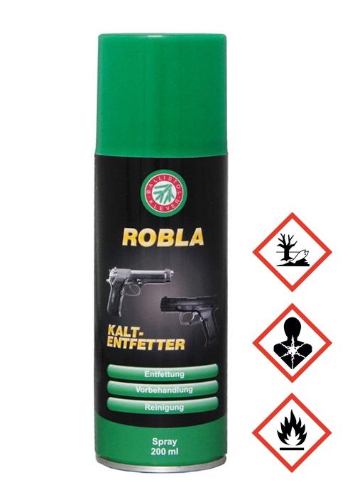 Ballistol Robla Kaltentfetter Spray, 200 ml