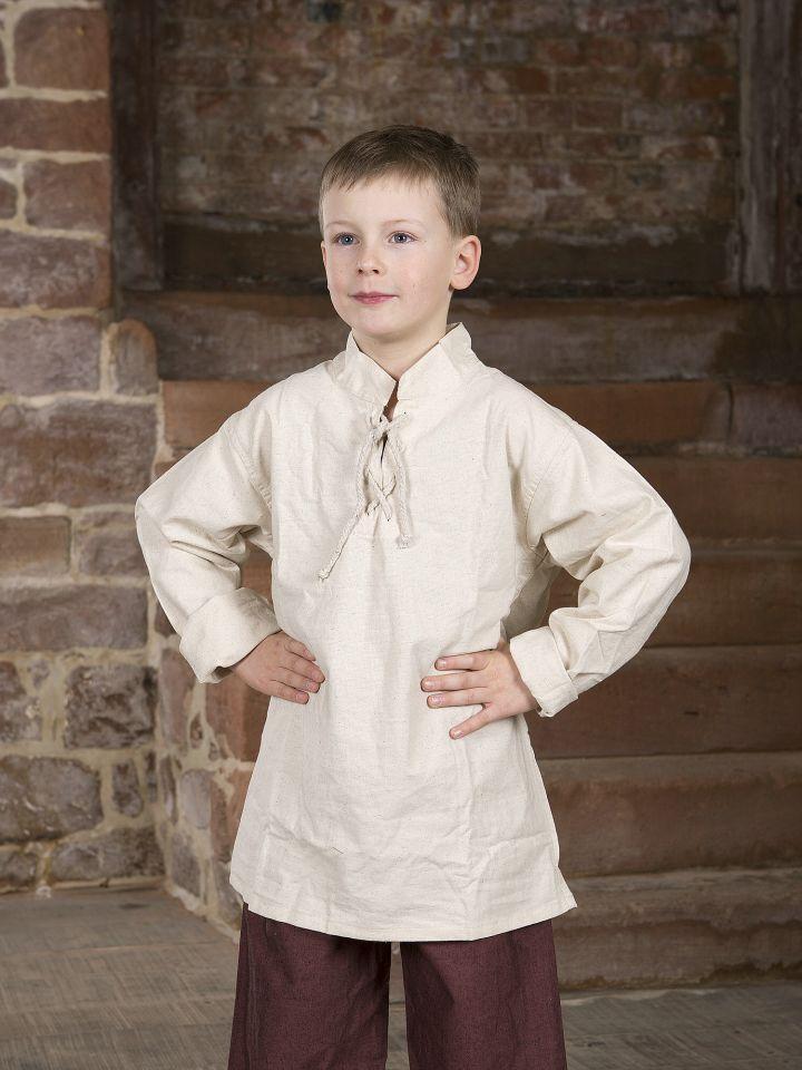 Mittelalterhemd für Kinder