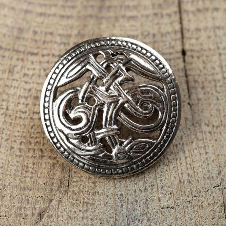 "Rundfibel ""Haithabu"" Bronze"