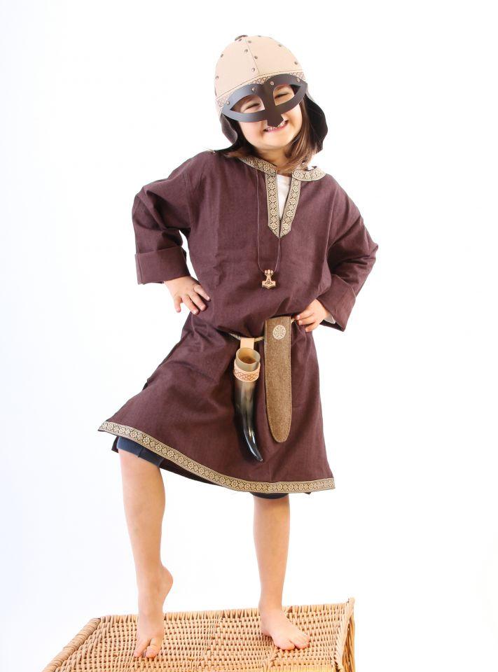 Wikingertunika für Kinder