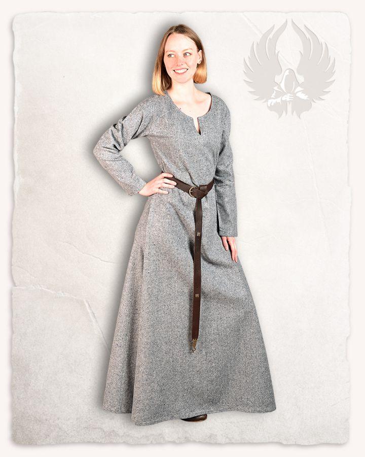 Kleid Wilma hellgrau