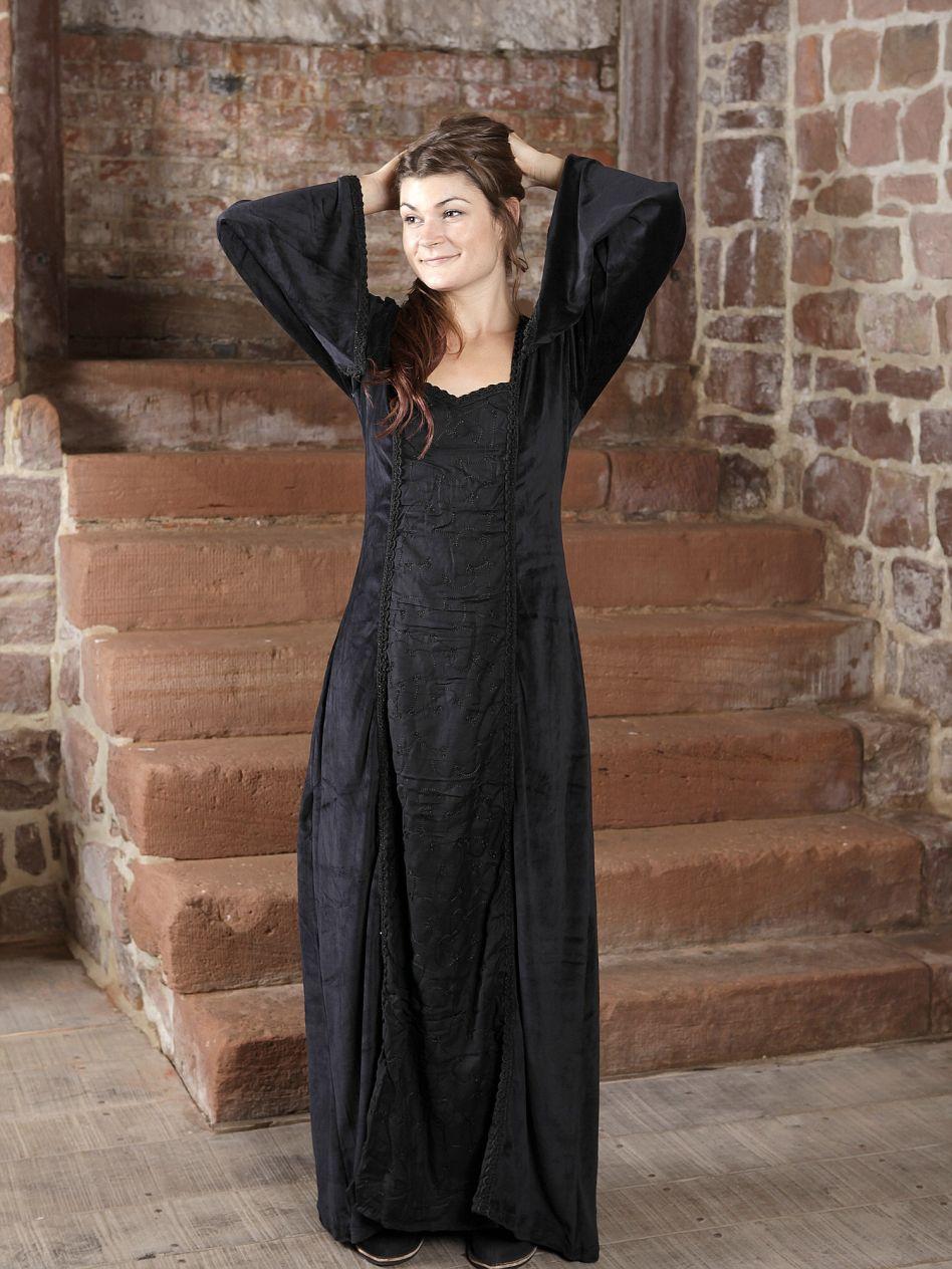 Ritterladen   Kleid aus Samt   Mittelalter Shop 61ccb7a0ab
