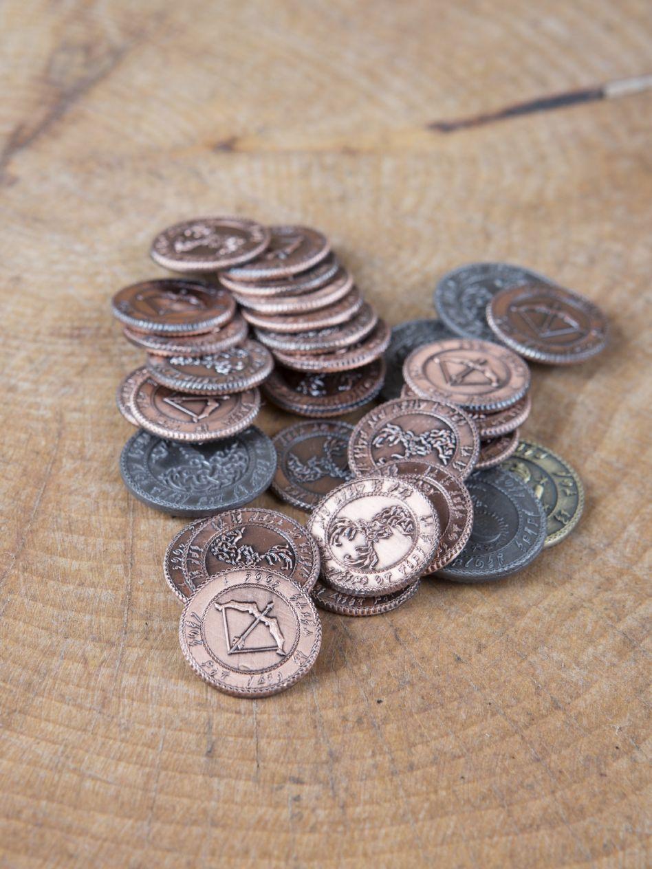 Ritterladen Larp Münzen Elfen Mittelalter Shop