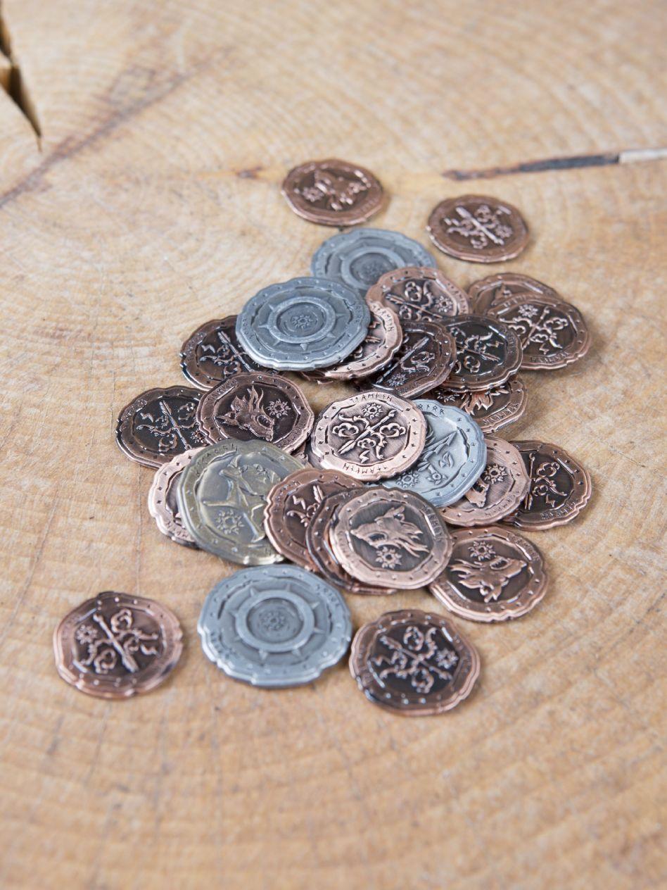 Ritterladen Larp Münzen Ork Mittelalter Shop