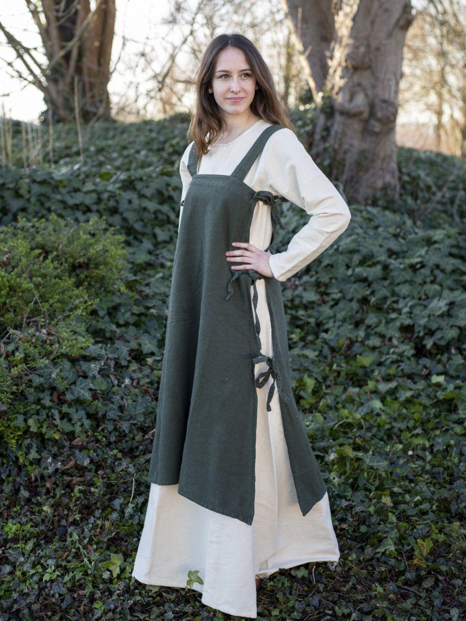 ritterladen   Überkleid wikinger grün   mittelalter shop