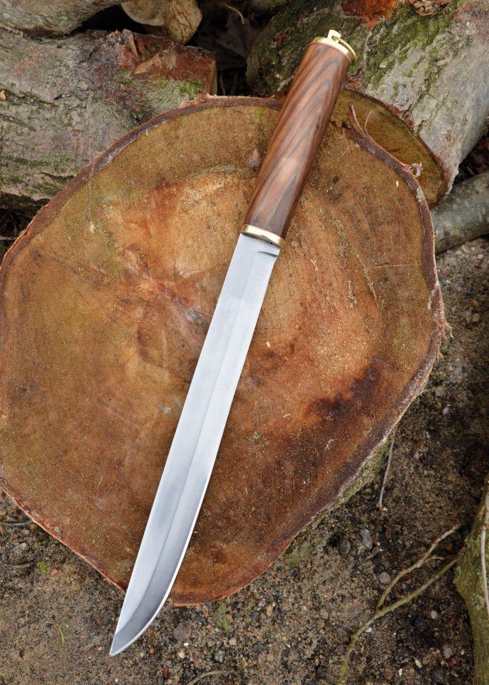 Wikinger-Saxmesser 48 cm 2