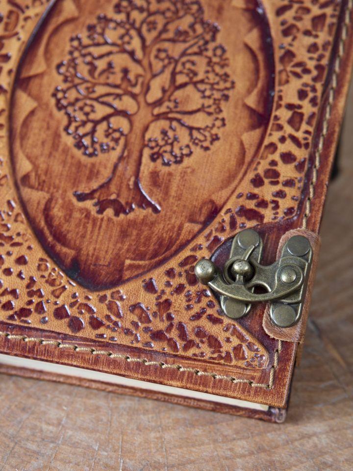 Notizbuch Baum liniert, klein 2