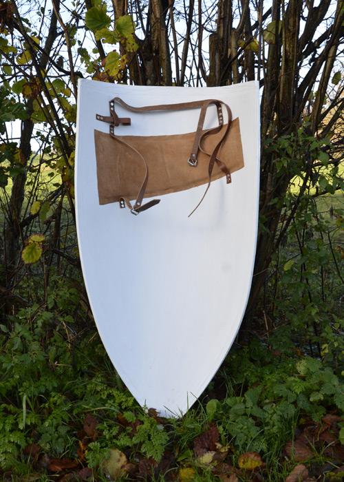 Großer Wappenschild aus Holz 2