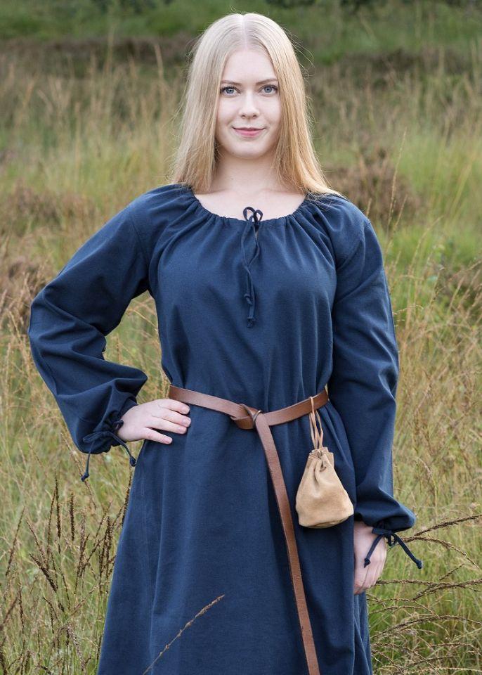 Unterkleid Mara blau 2