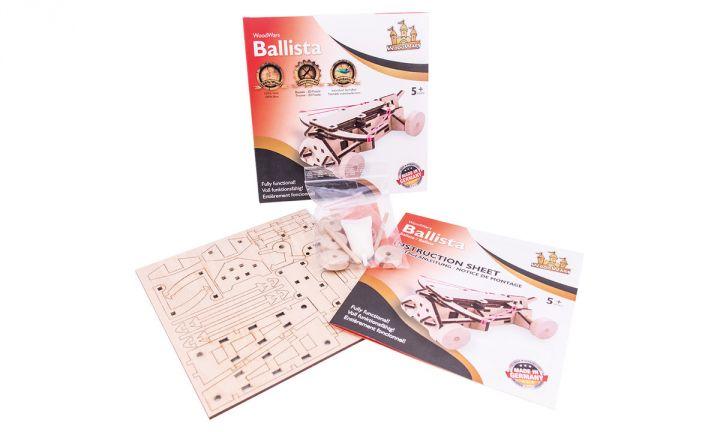 Balliste Bausatz 2