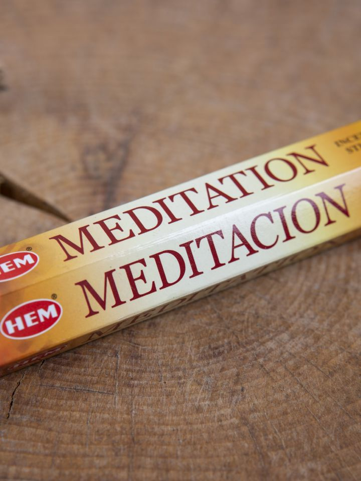 Räucherstäbchen - Meditation 2