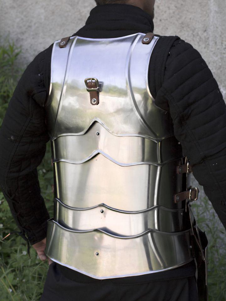 Gotische Halbrüstung 2