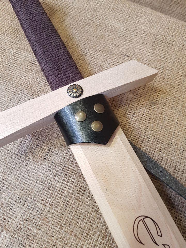 Zweihänder aus Holz 2
