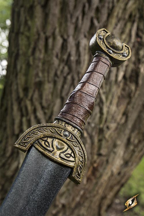 Keltisches Blattschwert für LARP - 60 cm 2