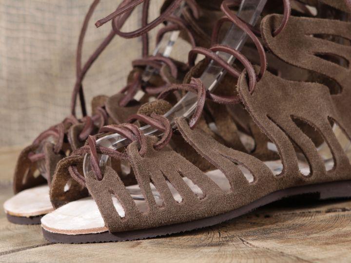 Sandale (nach historischem Vorbild) 2