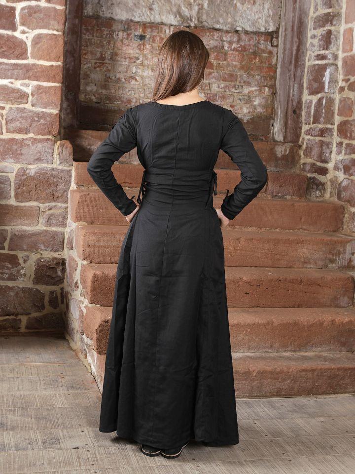 Kleid mit seitlicher Schnürung 2