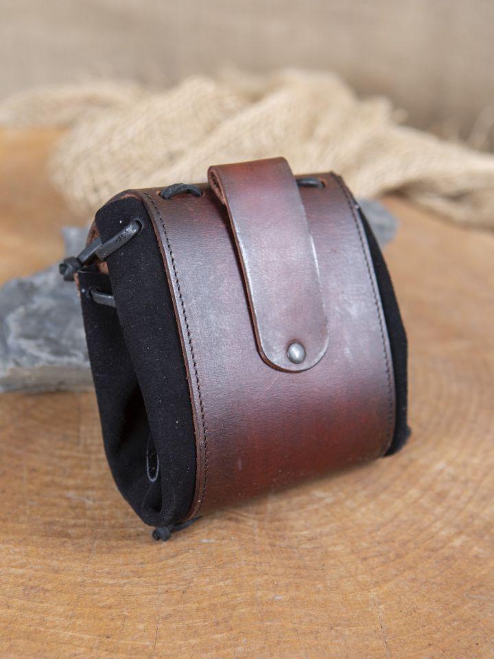 Gürtelbeutel antik-schwarz 2