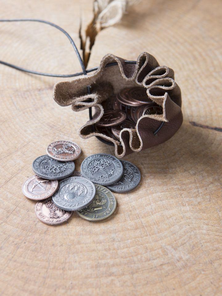 LARP-Münzen Elfen 2