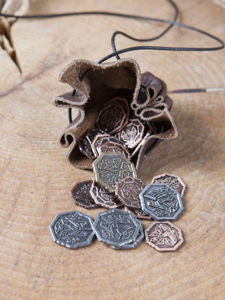 LARP-Münzen Altzwergisch 2