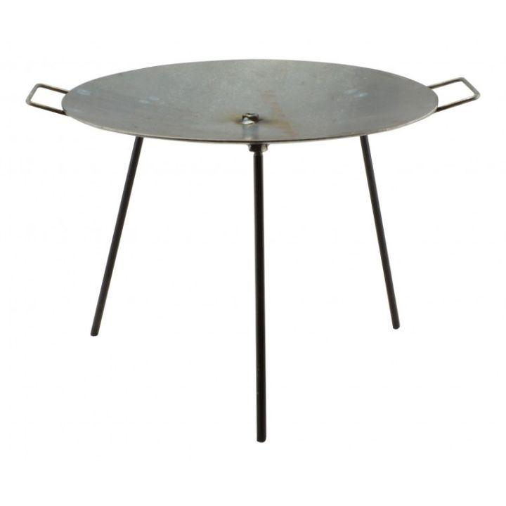 Grillplatte aus Eisen 2