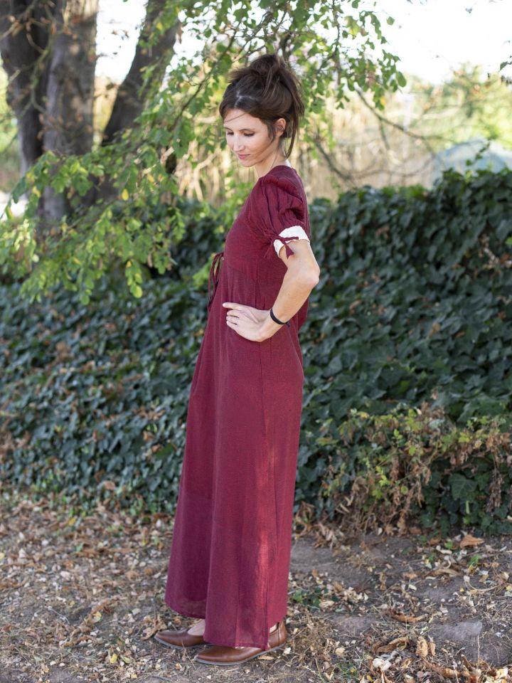 Sommerkleid rot S 2