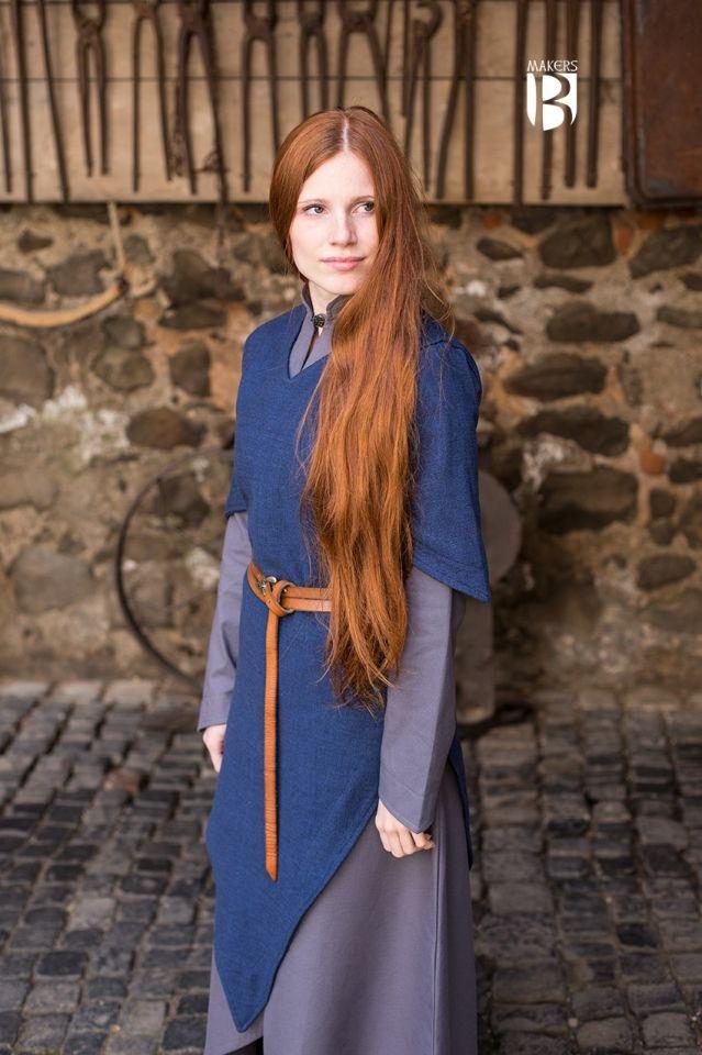 Tunika Laylin blau 2