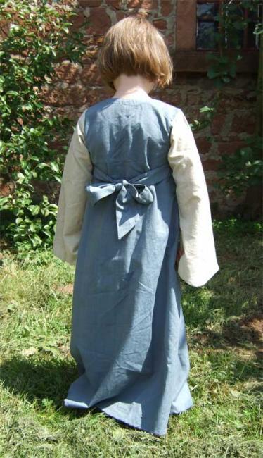"""Kinderkleid """"Sophia"""" 110/116 2"""