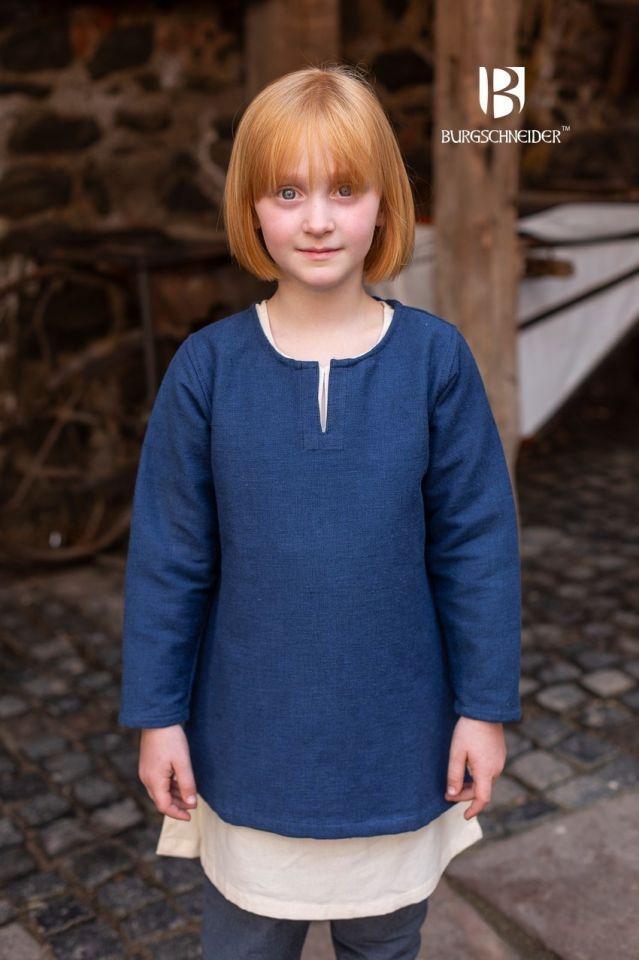 Kindertunika Eriksson blau 2