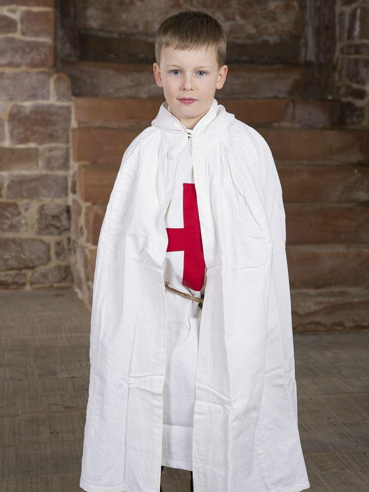 Tempelritter-Umhang für Kinder 2