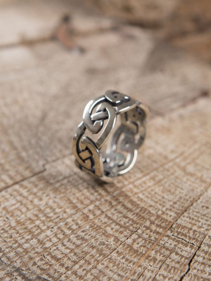 """Ring """"Keltischer Knoten"""" 58 2"""