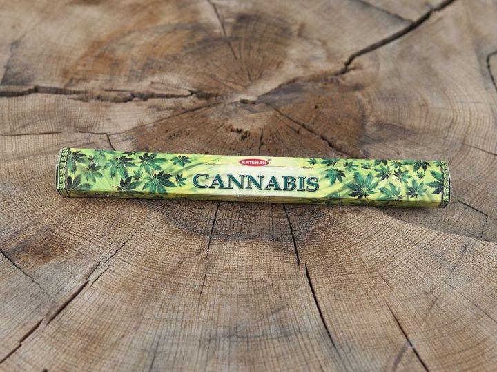 Räucherstäbchen - Cannabis 2