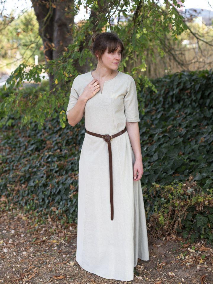 Kurzarmunterkleid hanf 2
